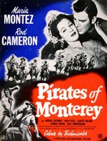 Pirates of Monterey movie poster (1947) picture MOV_d50b38a0