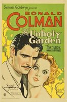 The Unholy Garden movie poster (1931) picture MOV_d50c2785