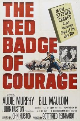 The Red Badge of Courage movie poster (1951) poster MOV_d50c5c3a