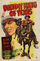 Bandit King of Texas movie poster (1949) picture MOV_d50ea1ef