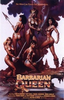 Barbarian Queen movie poster (1985) picture MOV_d517b9e8