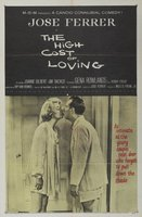 The High Cost of Loving movie poster (1958) picture MOV_d521a5ca
