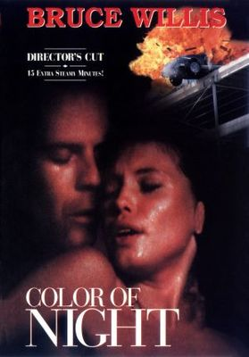 Color of Night movie poster (1994) poster MOV_d523577c
