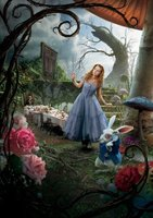 Alice in Wonderland movie poster (2010) picture MOV_d527f532