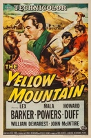 The Yellow Mountain movie poster (1954) picture MOV_d52b4d10