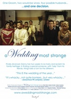 A Wedding Most Strange movie poster (2011) picture MOV_d52d5a1f