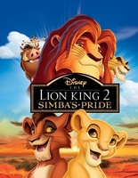 The Lion King II: Simba's Pride movie poster (1998) picture MOV_d53851aa