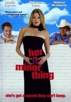Her Minor Thing movie poster (2005) picture MOV_d540cf81