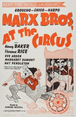 At the Circus movie poster (1939) poster MOV_d541c046