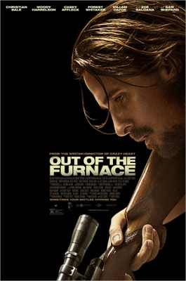 Out of the Furnace movie poster (2013) poster MOV_d542175c