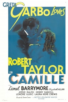 Camille movie poster (1936) poster MOV_d54817cf