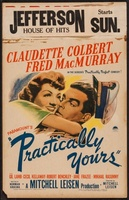 Practically Yours movie poster (1944) picture MOV_d549c09d