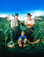 Secondhand Lions movie poster (2003) picture MOV_d550d513