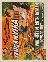 Tanganyika movie poster (1954) picture MOV_d556ccc4