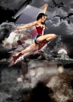 Wonder Woman movie poster (2011) picture MOV_d55adfd3