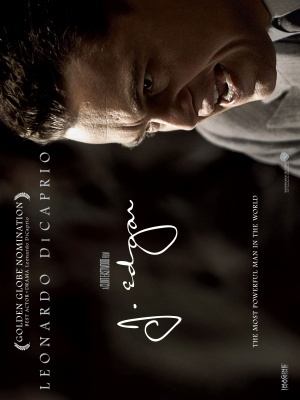 J. Edgar movie poster (2011) poster MOV_d55b7d84