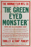 The Green-Eyed Monster movie poster (1919) picture MOV_d55e9a79