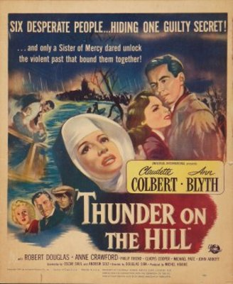 Thunder on the Hill movie poster (1951) poster MOV_d568becb