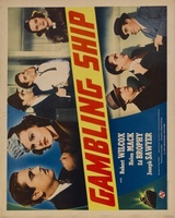 Gambling Ship movie poster (1938) picture MOV_d56ef7c5