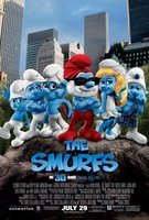 The Smurfs movie poster (2010) picture MOV_d57306b1