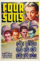 Four Sons movie poster (1940) picture MOV_d57a5d62