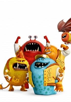 Monsters University movie poster (2013) poster MOV_d58e1b1c