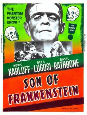 Son of Frankenstein movie poster (1939) poster MOV_d590dffc