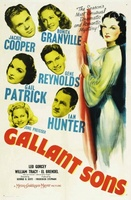 Gallant Sons movie poster (1940) picture MOV_d5912ea8