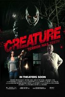 Creature movie poster (2011) picture MOV_d593b262