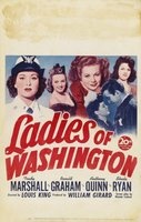 Ladies of Washington movie poster (1944) picture MOV_d5a2a8b7