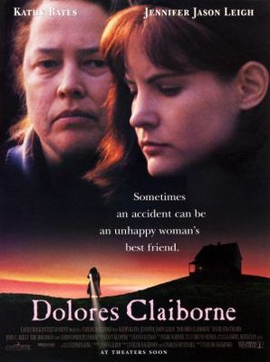 Dolores Claiborne movie poster (1995) poster MOV_d5a36421