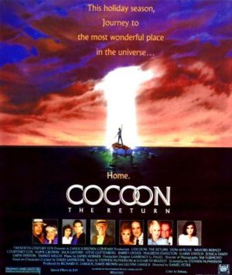 Cocoon: The Return movie poster (1988) poster MOV_d5a6762c