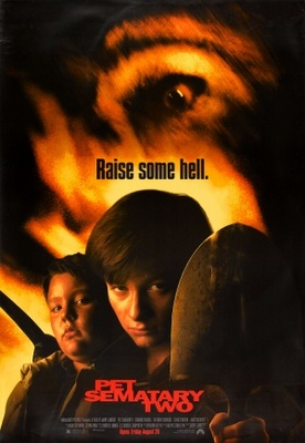 Pet Sematary II movie poster (1992) poster MOV_d5aaeb6d