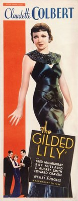 The Gilded Lily movie poster (1935) poster MOV_d5b09cda