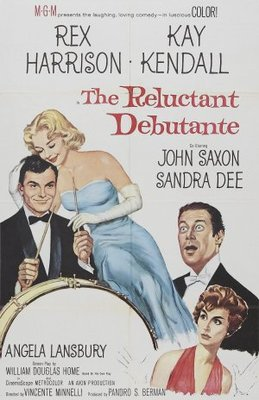 The Reluctant Debutante movie poster (1958) poster MOV_d5b2ed40