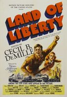 Land of Liberty movie poster (1939) picture MOV_d5c50203