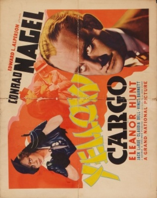 Yellow Cargo movie poster (1936) poster MOV_d5c629a3