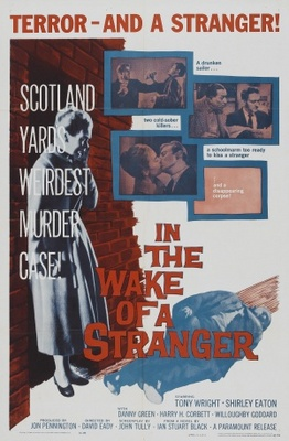 In the Wake of a Stranger movie poster (1959) poster MOV_d5cb5684