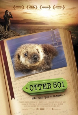 Otter 501 movie poster (2012) poster MOV_d5cf4d93