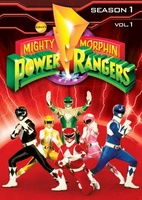 Mighty Morphin' Power Rangers movie poster (1993) picture MOV_d5d59292