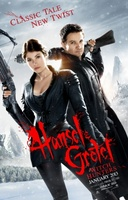 Hansel and Gretel: Witch Hunters movie poster (2013) picture MOV_d5d7ce31