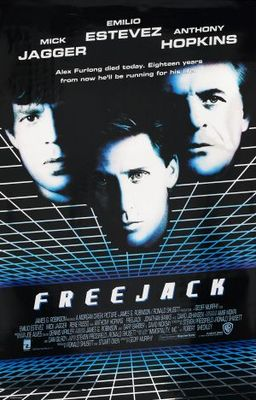 Freejack movie poster (1992) poster MOV_d5dd1548