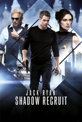 Jack Ryan: Shadow Recruit movie poster (2014) poster MOV_d5e38899