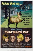 That Darn Cat! movie poster (1965) picture MOV_bcc0e10d