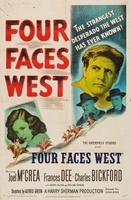 Four Faces West movie poster (1948) picture MOV_d5e8ef41