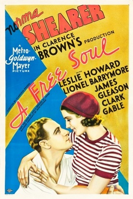 A Free Soul movie poster (1931) poster MOV_d5ec89a0