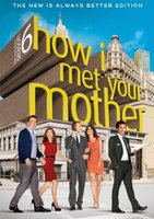 How I Met Your Mother movie poster (2005) picture MOV_d5f3b2c9