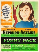 Funny Face movie poster (1957) picture MOV_d5f51e2d