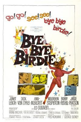 Bye Bye Birdie movie poster (1963) poster MOV_d5f650ca
