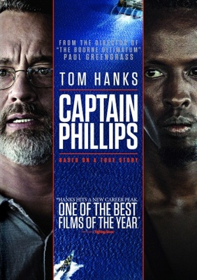 Captain Phillips movie poster (2013) poster MOV_d5f95069